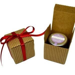 confezione regalo miele lavanda