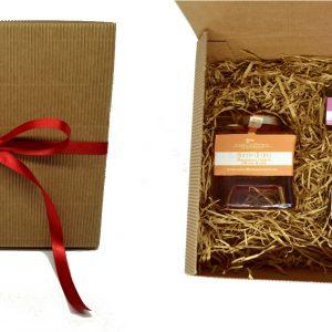 confezione regalo tris di mieli aromatici