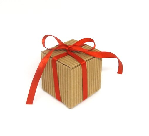 confezione regalo zafferano carttone